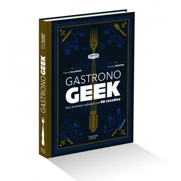 Libro Gastrono Geek