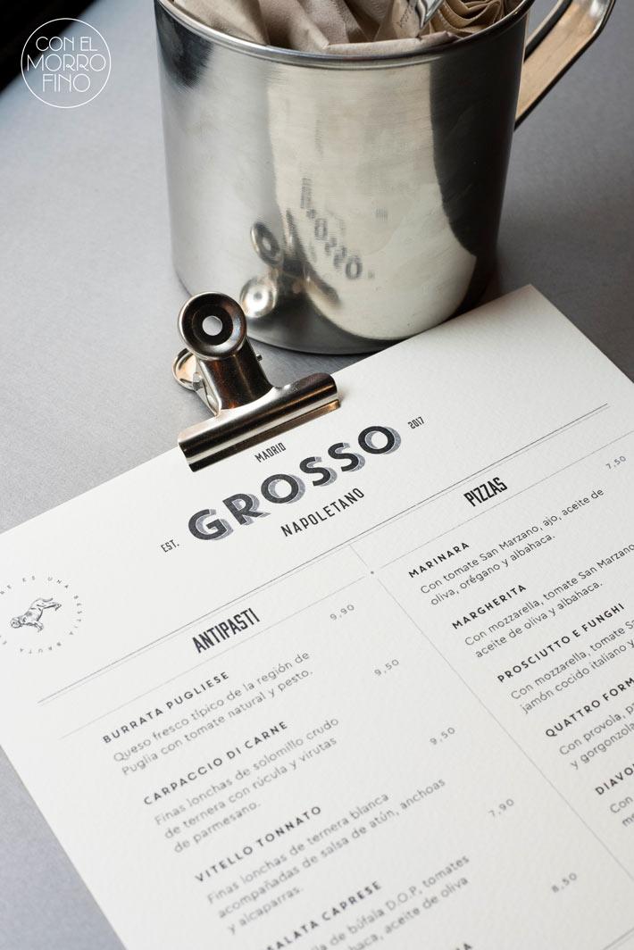 Restaurante Grosso Madrid 01