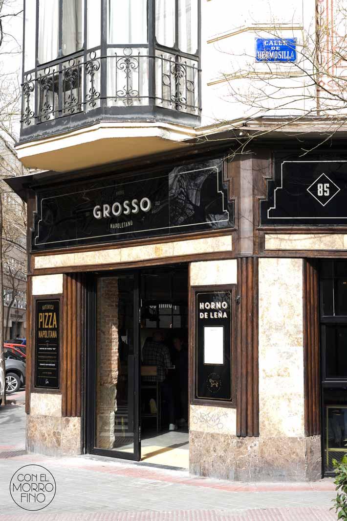 Restaurante Grosso Madrid 11