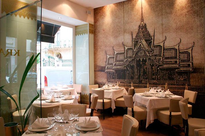 Restaurante krachai
