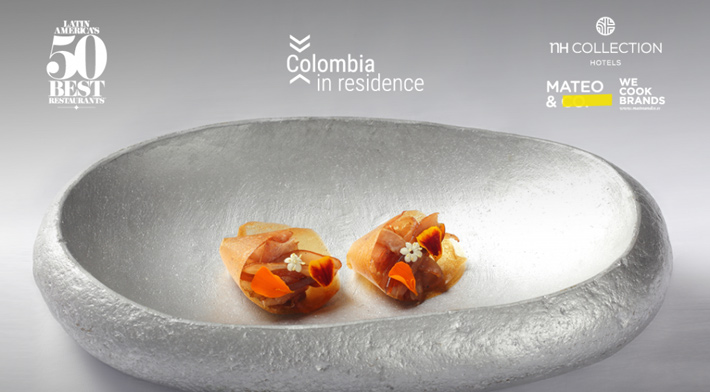 colombia in residence