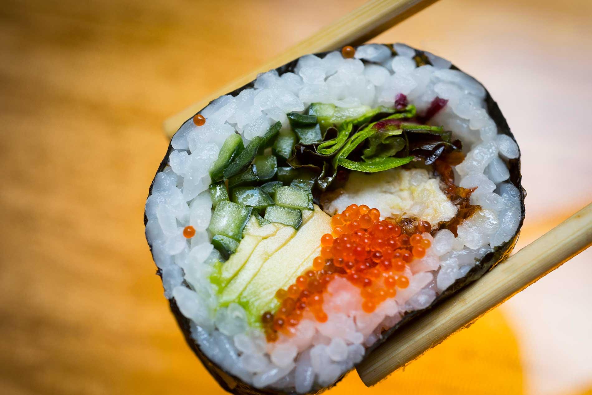 Enso Sushi, templo japo en el Paseo de la Castellana