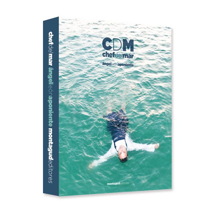 libros de chefs chef del mar