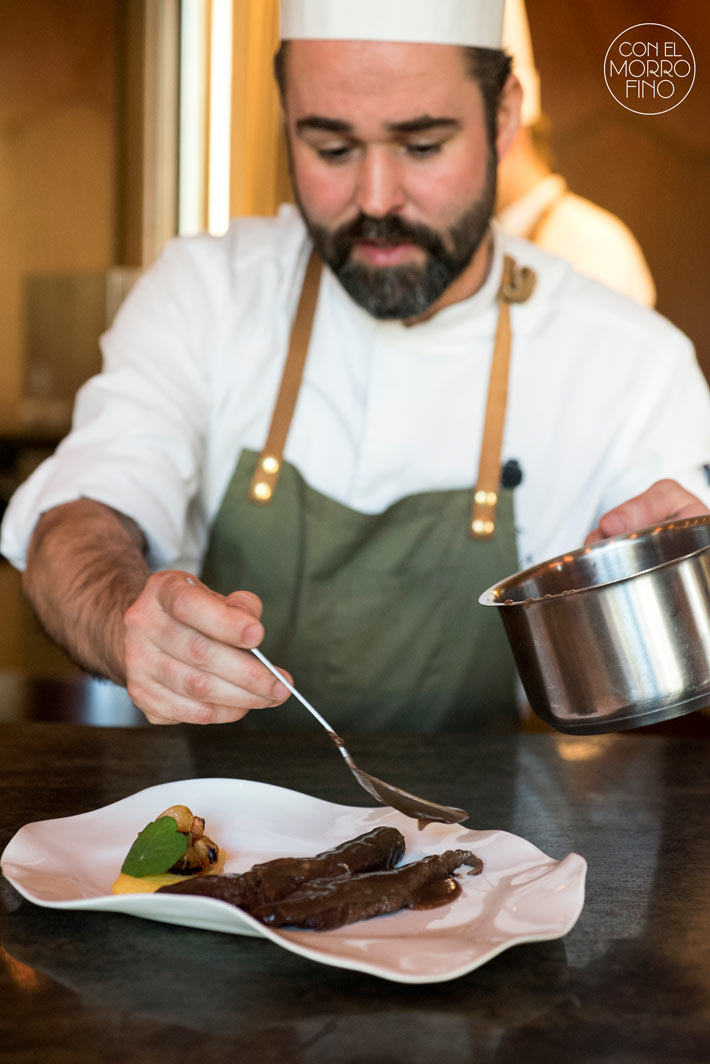 Abarra Restaurante Madrid 11