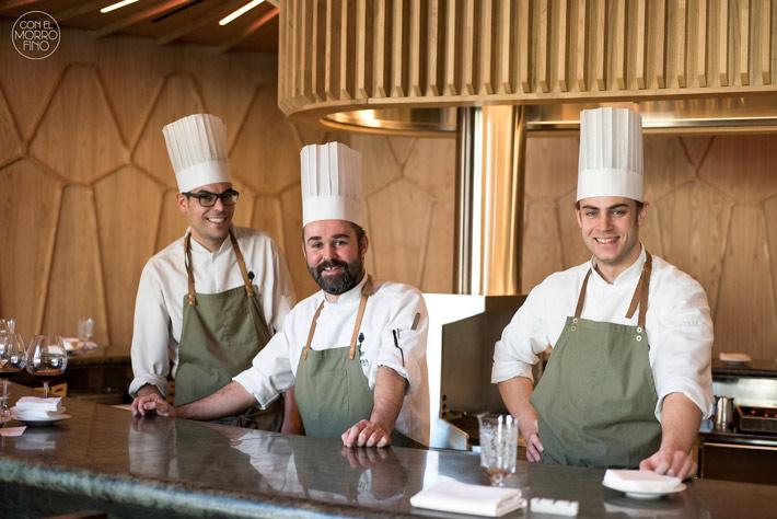 Abarra Restaurante Madrid 14