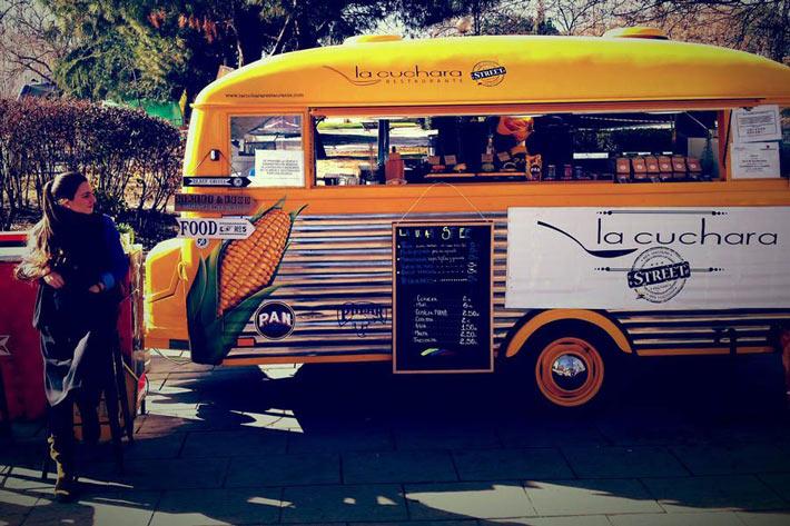 Food Trucks Nuevos Ministerios