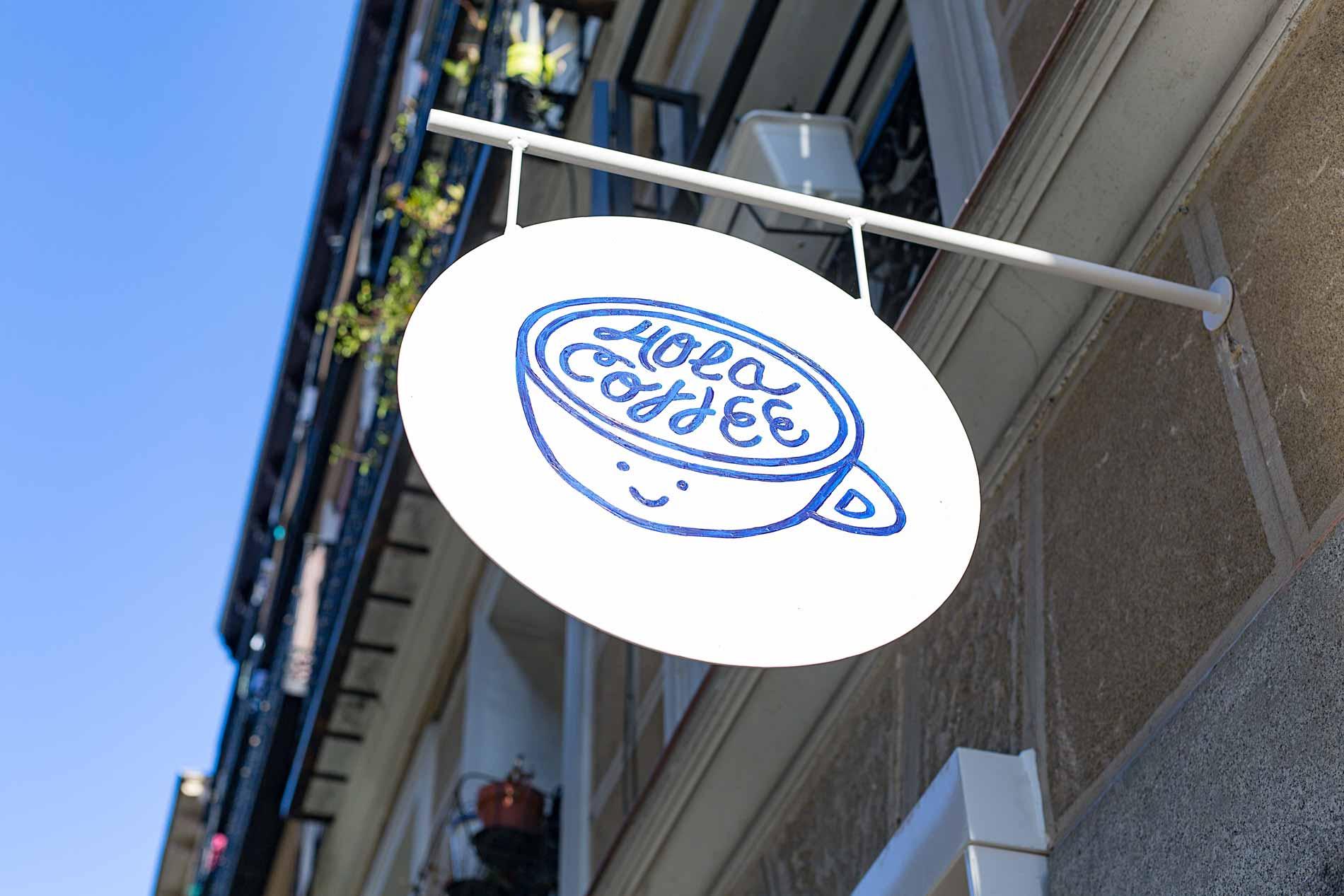Hola Coffee, nuevo super clase del café en Madrid