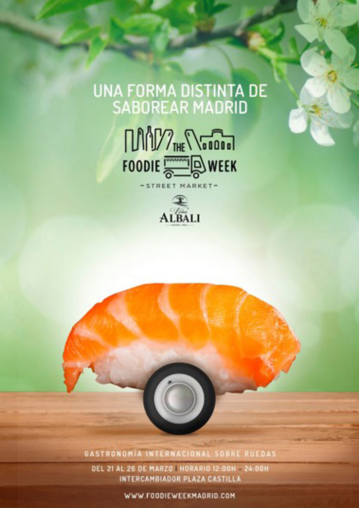 foodie week plaza castilla