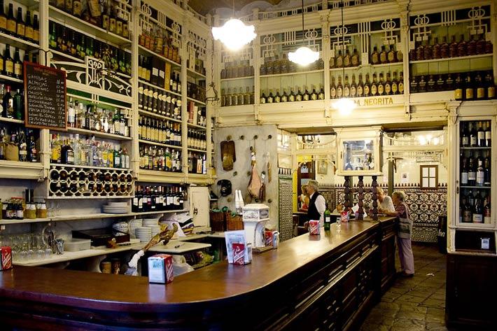 restaurantes antiguos el rinconcillo