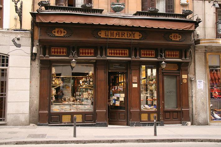 restaurantes antiguos lhardy