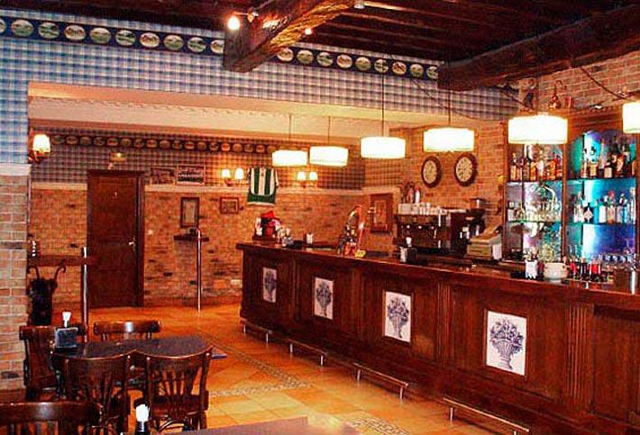 restaurantes antiguos paz nogueira