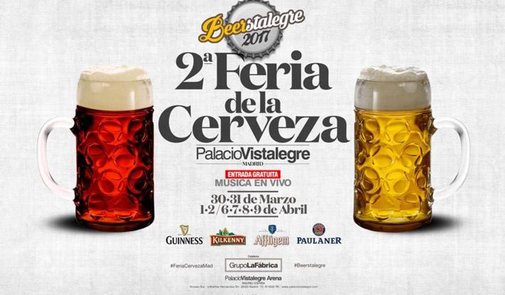 Agenda gastronomica Feria de la cerveza