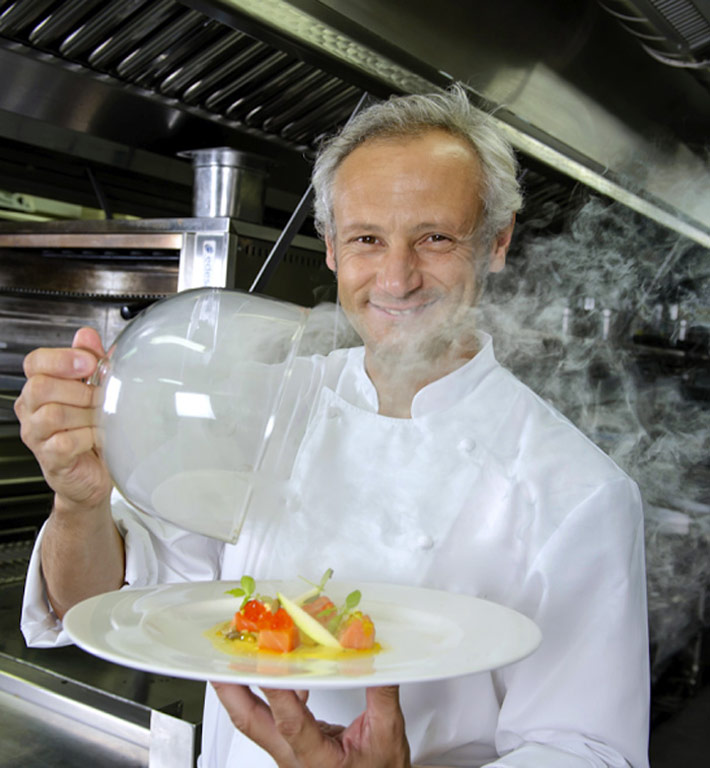 Agenda gastronomica Jesus Almagro
