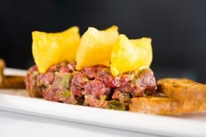 Alabaster restaurante Portada