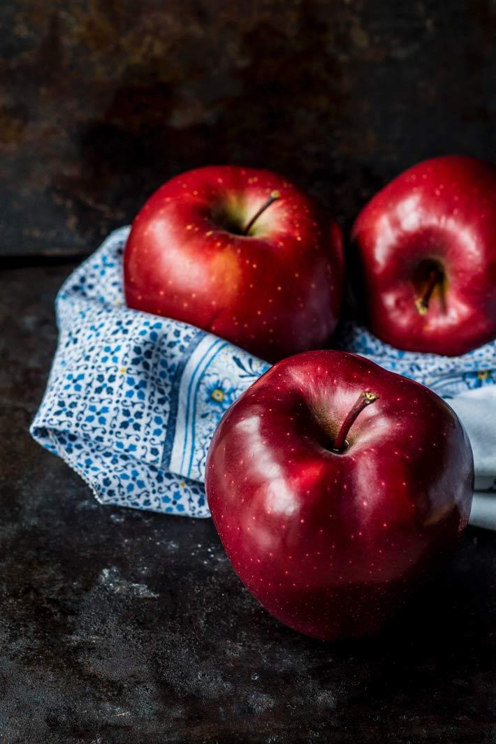 alimentos afrodisiacos manzana