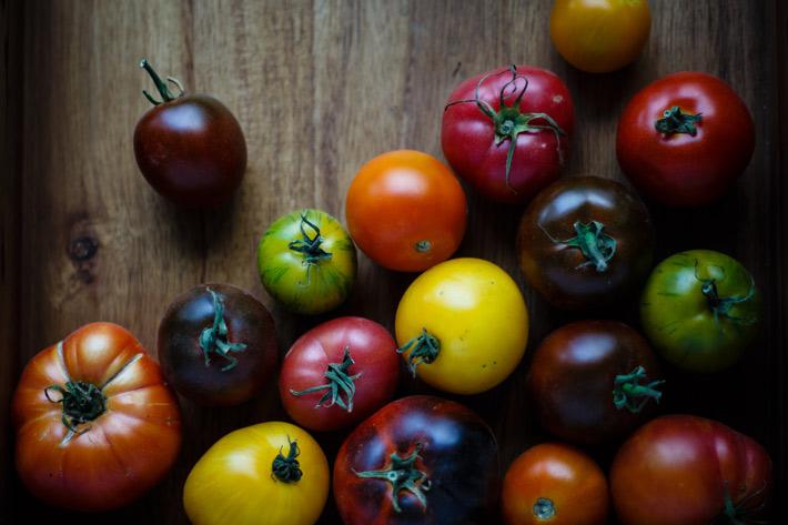 alimentos afrodisiacos tomate
