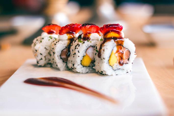 sushi art and sushi madrid