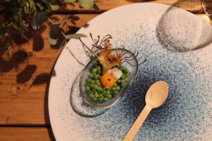 Agenda gastronomica Madrid Picasso