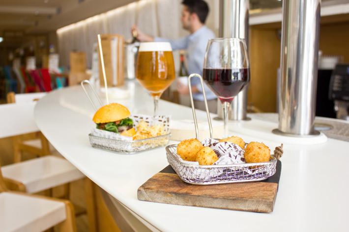 Agenda gastronomica Madrid Poncelet Afterwork