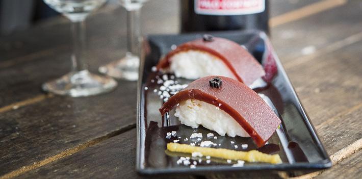 Agenda gastronomica Oceanika