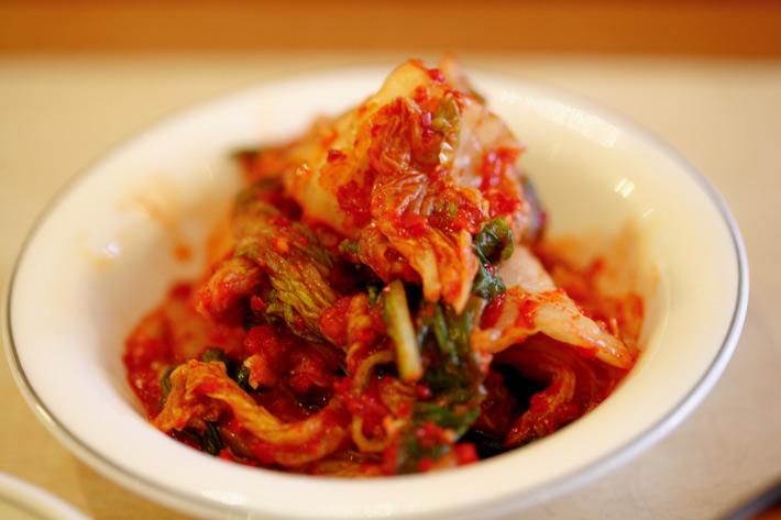 Alimentos Fermentados Kimchi