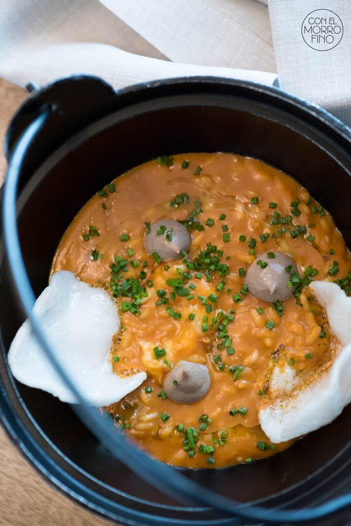 Kuoco 360 food Madrid 07