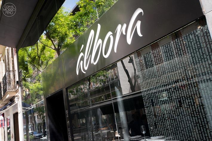 Restaurante Albora Madrid 02