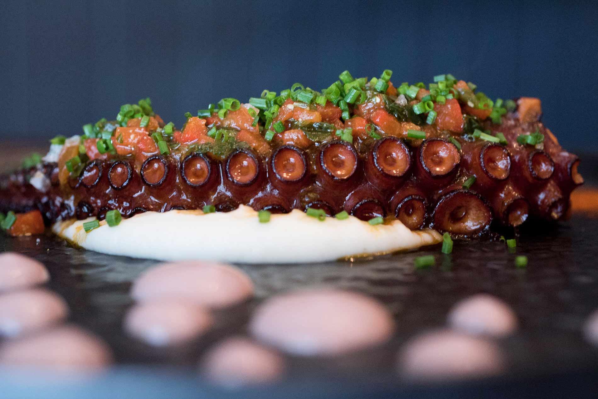 Kuoco 360 Food, brutal cocina fusión en Chueca