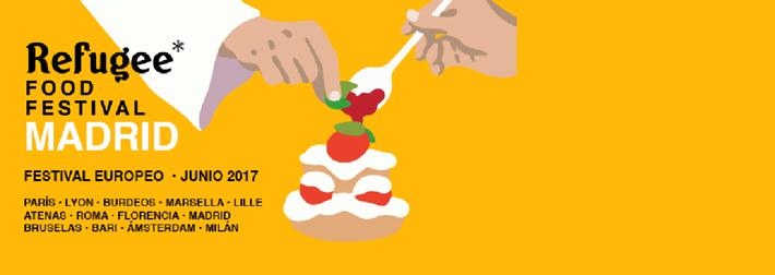 Agenda gastronomica Madrid FESTIVAL-GASTRONOMICO-CON-LOS-REFUGIADOS