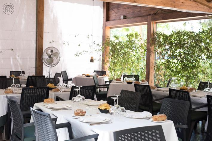La Ancha Restaurante Madrid 01