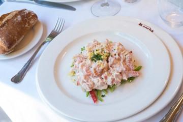 La Ancha Restaurante Madrid Portada
