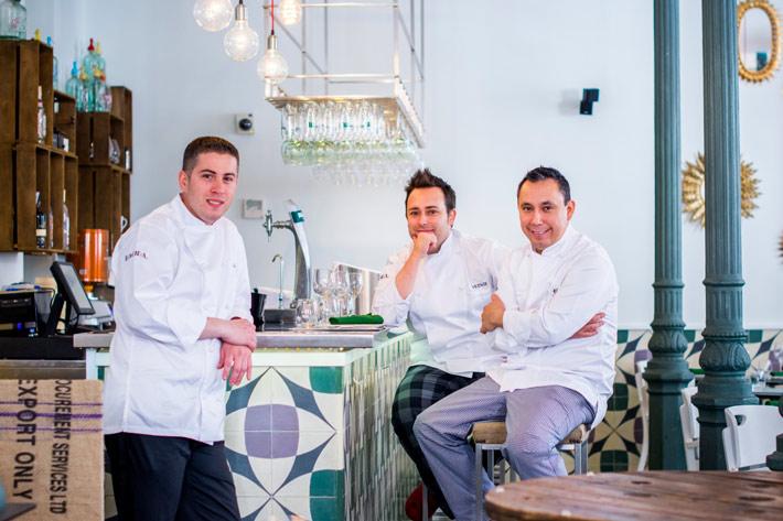 bacira aniversario agenda gastronomica madrid