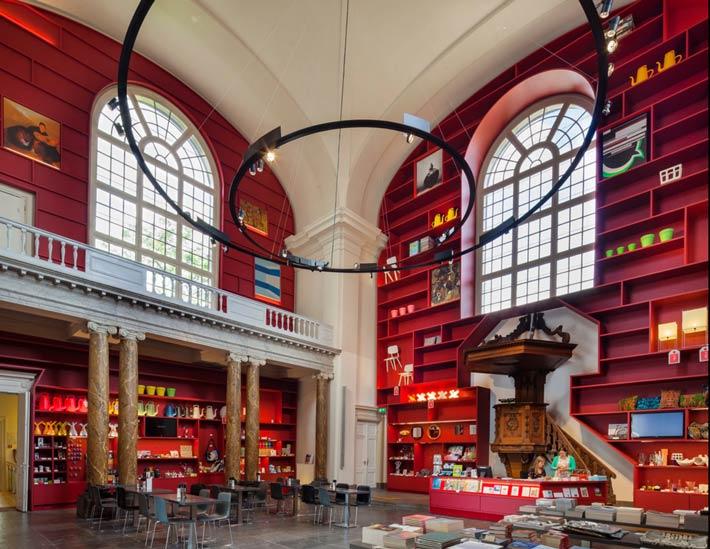 cafeterias del mundo Stedelijk Museum Schiedam