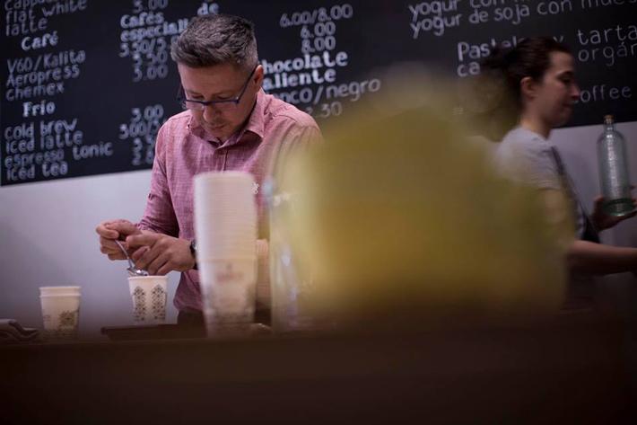 las mejores cafeterias de madrid zero point coffee