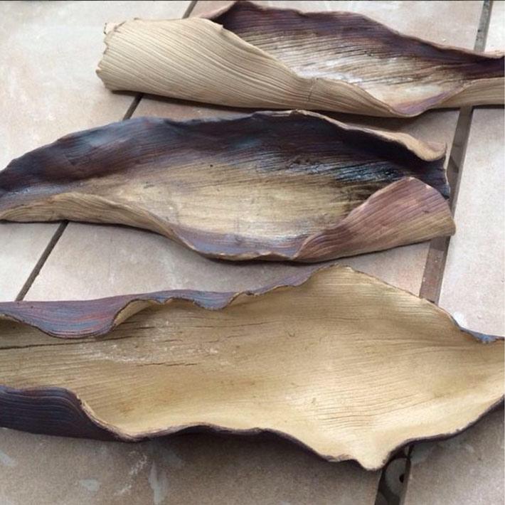 vajillas originales cotton design