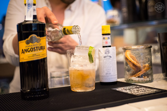 Angostura Global Cocktail Challenge 09
