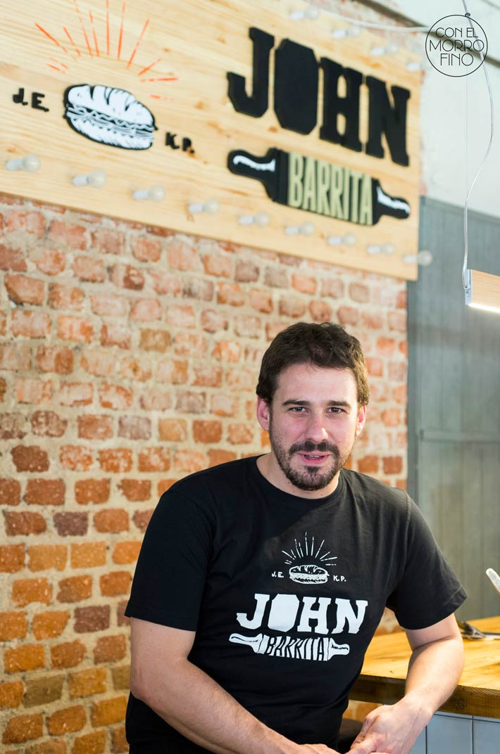 John Barrita Madrid 09