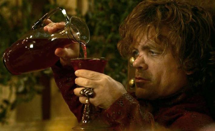 Juego de Tronos cata vinos