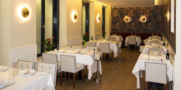 Restaurante La Clave Madrid