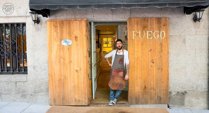 Fuego Restaurante Madrid 01