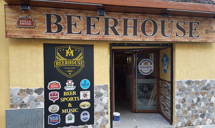 Mejores cervecerias de Madrid BeerHouse