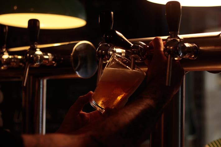 Mejores cervecerias de Madrid Craft Against the Machine
