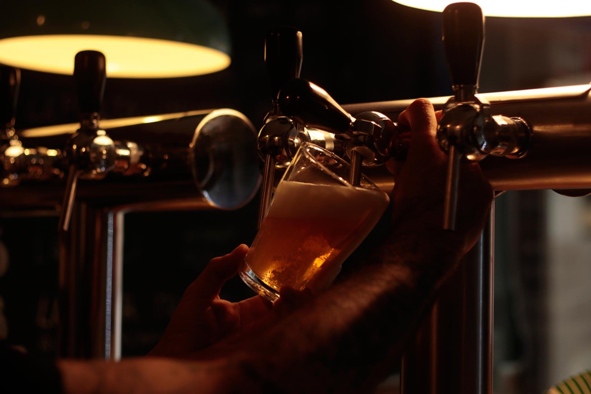 9 santuarios para beber cerveza artesana en Madrid
