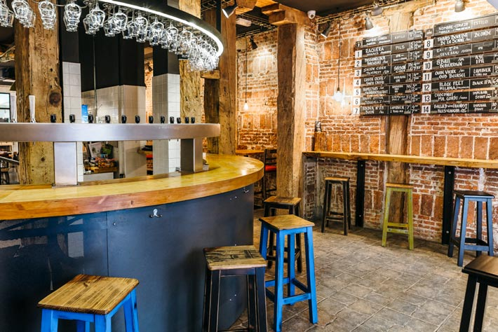 Mejores cervecerias de Madrid The Stuyck Co