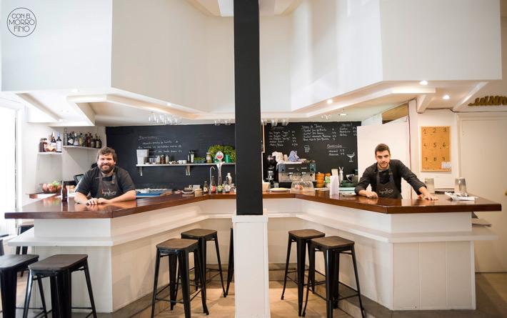 Restaurante El Ingrediente Madrid 01