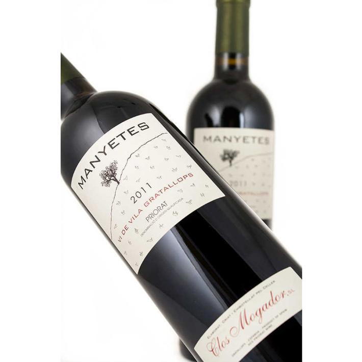 Vinos de guarda Manyetes Priorat via bestbuyliquors.com