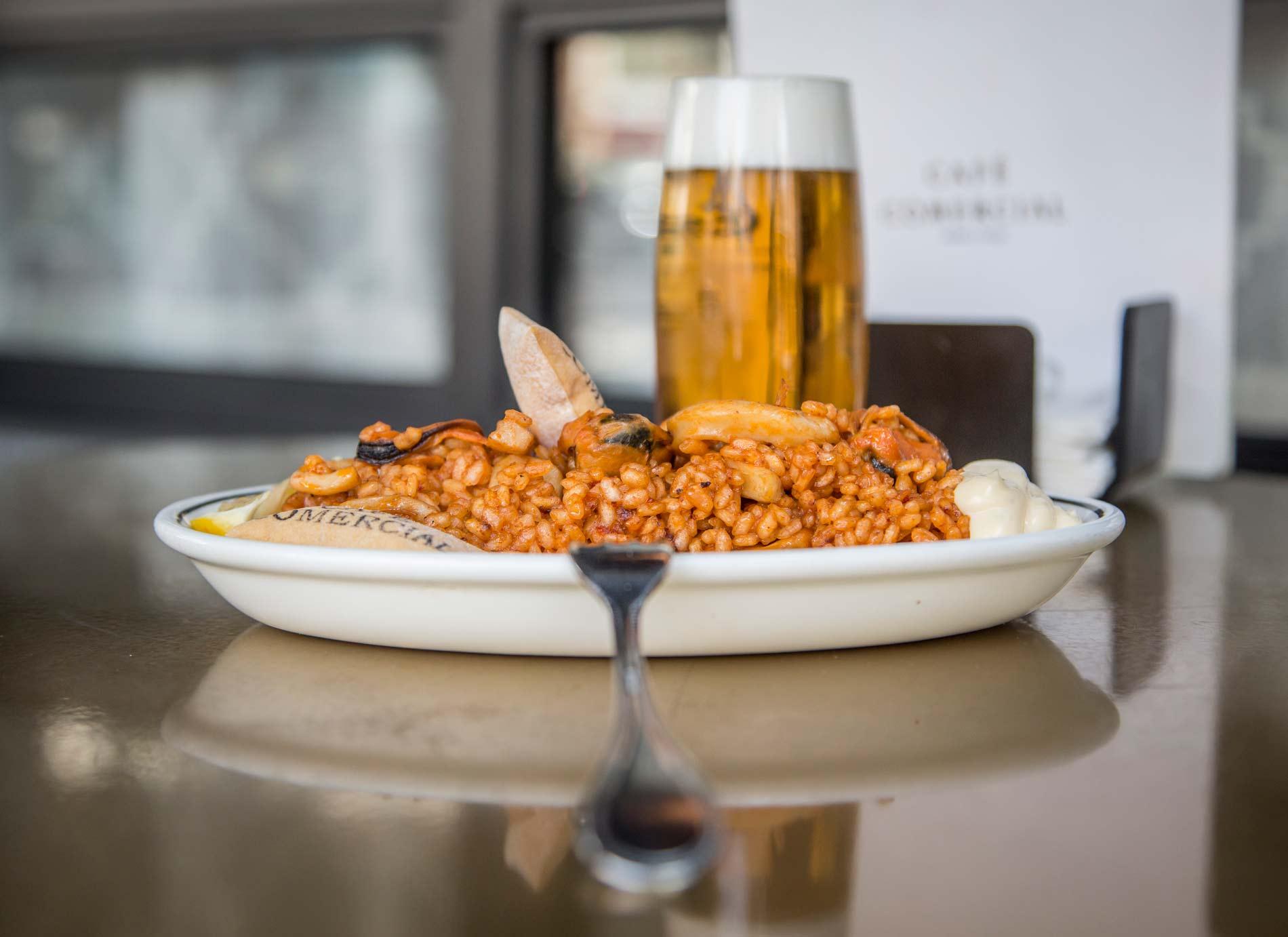 Agenda gastronómica de Madrid (21 al 27 Septiembre)