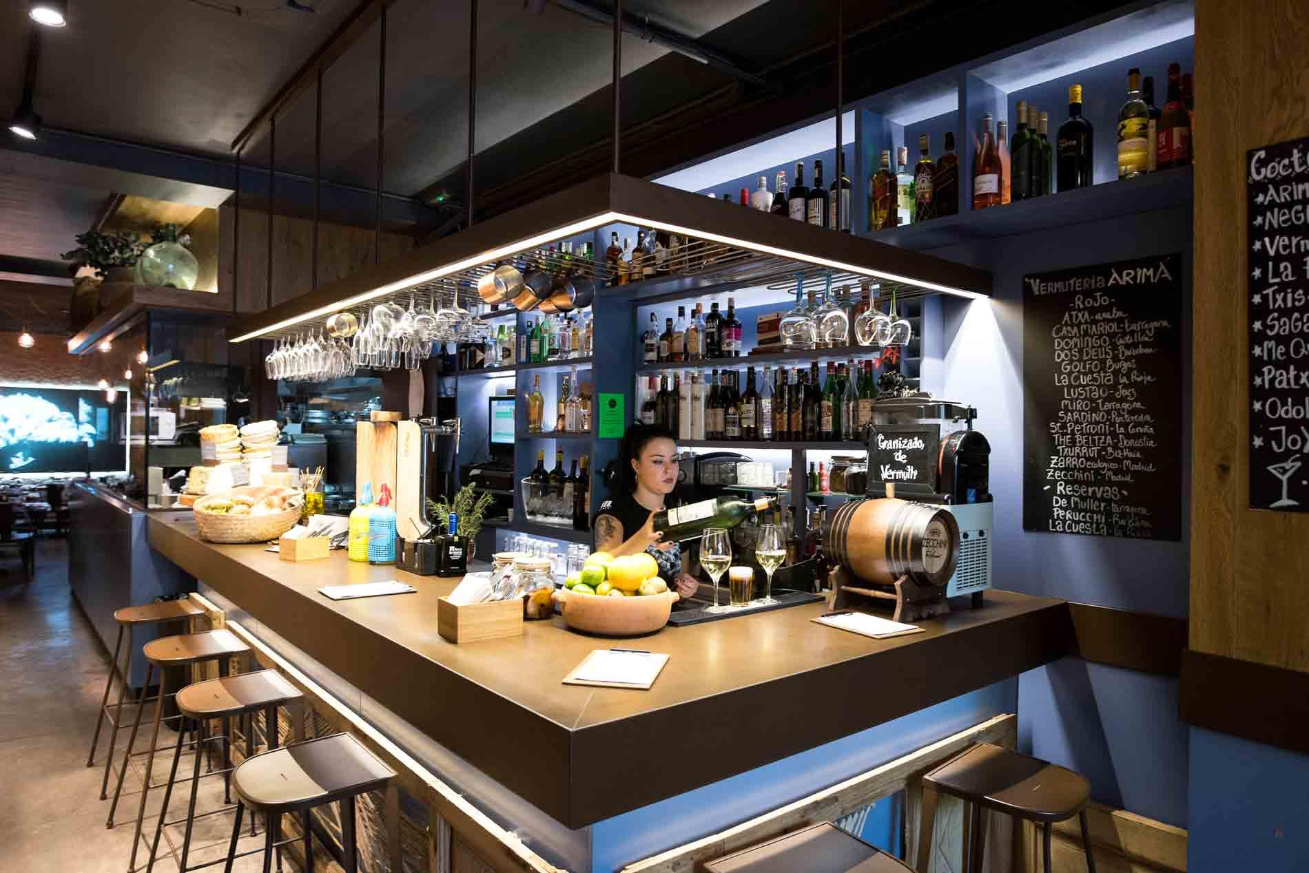 Las mejores barras de madrid en 24 pistas con el morro fino for Restaurante puerto rico madrid