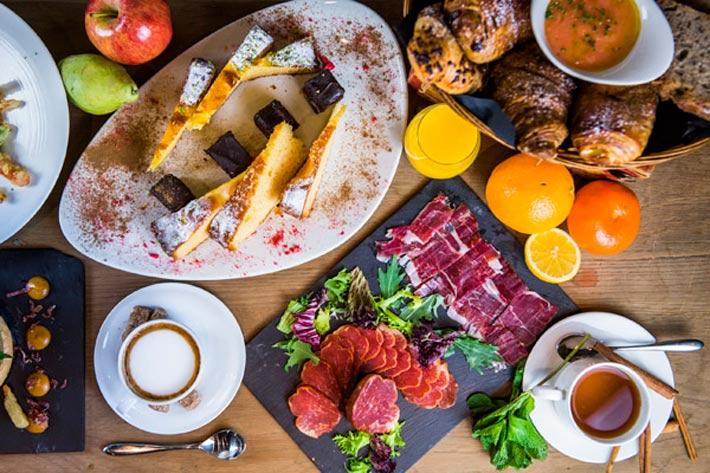 Agenda gastronomica Brunch Sando