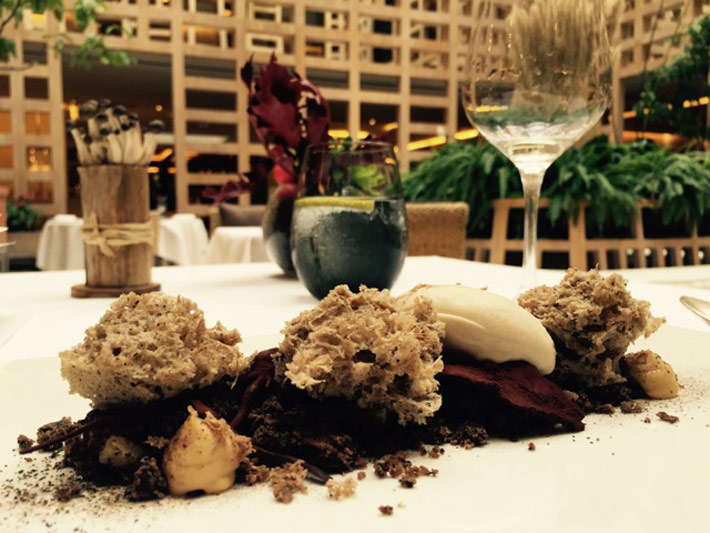 Agenda gastronomica Hesperia Madrid El Bosque